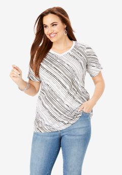 V-Neck Ultimate Tee,