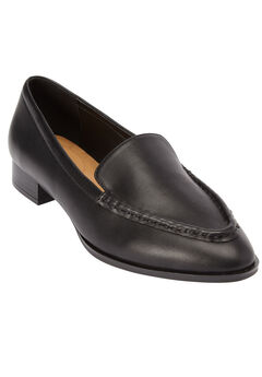 The Anne Flat by Comfortview®, BLACK
