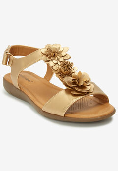 The Bonnie Sandal by Comfortview®,