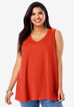 Swing Ultimate Tank, FLAME RED