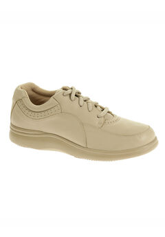 Power Walker Sneaker by Hush Puppies, TAUPE LEATHER