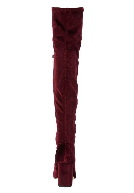 b2cc0c5c74d7 The Trisha Wide Calf Boot by Comfortview®