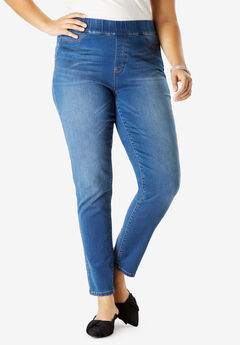 The No-Gap Jegging by Denim 24/7®,