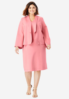 Plus Size Suits Sets For Women Full Beauty