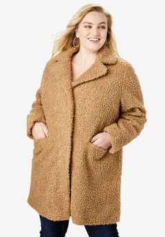 Teddy Bear Coat,