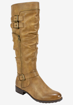 Ranger Boot by White Mountain, MID BROWN BURNISHED