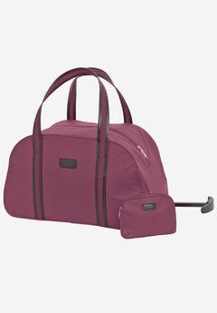 2-Piece Rolling Duffel Bag,