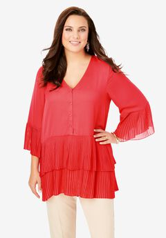 Tiered Tunic,
