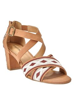 Isadora Sandal by Comfortview,