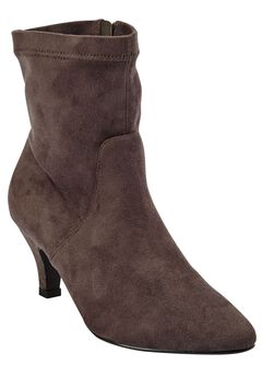 Moxie Booties by Comfortview,