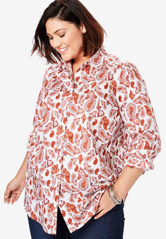 c3a0e5f5 Plus Size Shirts & Blouses | Full Beauty