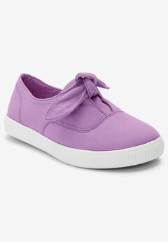 The Anzani Sneaker by Comfortview®, AMETHYST