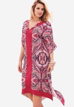 High-Low Geo Dress,