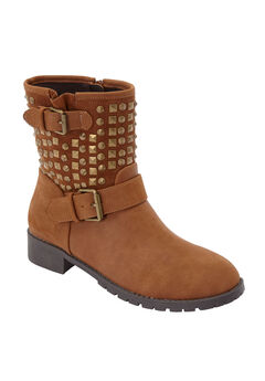 The Loretta Boot by Comfortview®, COGNAC