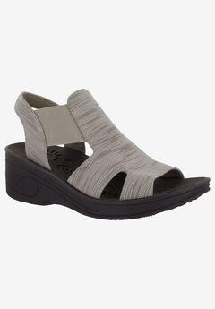Bouncy Sandal by Easy Street®,