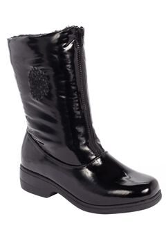 Snowflake Water Repellent Boots,