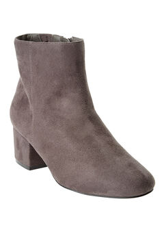 The Sidney Booties by Comfortview®, GREY