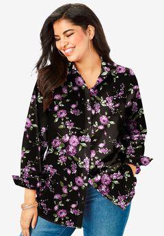 Long-Sleeve Kate Shirt,