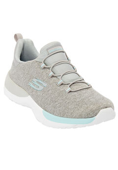 The Dynamight Break Through Sneaker by Skechers®, GREY AQUA MEDIUM