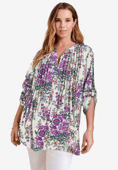 English Floral Bigshirt,