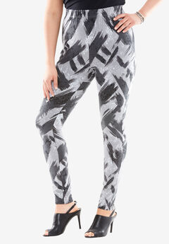 Print Legging,