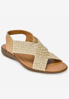 The Celestia Sling Sandal by Comfortview®,