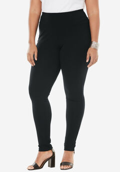 Take Control Legging with Tummy Control, BLACK