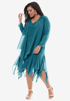 Plus Size Special Occasion Dresses | Full Beauty