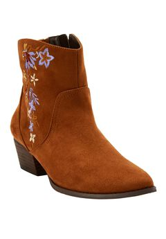 Zola Booties by Comfortview,