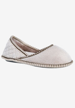 Beverly Micro Chenille Slipper by Muk Luks,