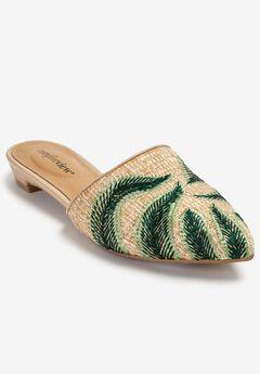 7a7e5692299 Wide Width Mules   Clogs for Women
