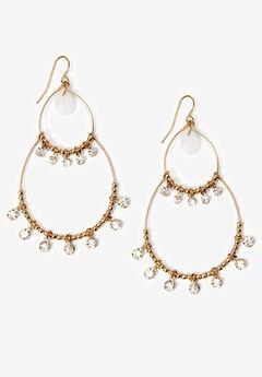 Double Chandelier Earrings,