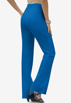 Bootcut Pull-On Stretch Jean,