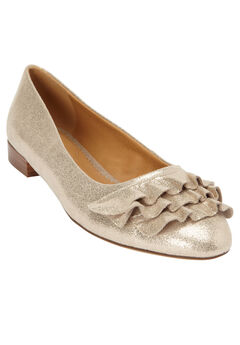 The Henley Flat by Comfortview®, GOLD