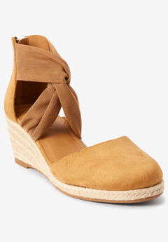 The Sabine Espadrille by Comfortview®,