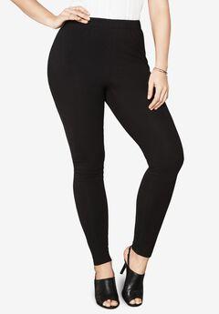 Ankle-Length Essential Stretch Legging,