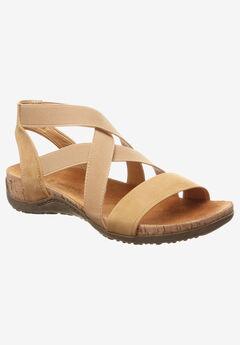 Brea Sandal by BEARPAW®, TAN