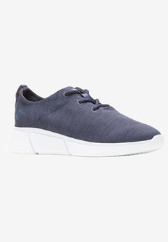 Makenna Lace-up Sneaker by Hush Puppies,