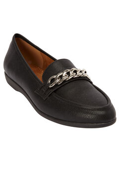 The Nina Flat by Comfortview®, BLACK