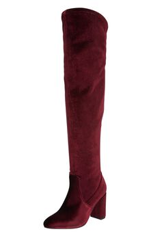 The Trisha Wide Calf Boot by Comfortview®,