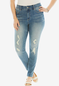 f76cfd2c0e9 Distressed Jean by Denim 24 7®