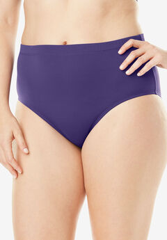 Classic Swim Brief, PURPLE