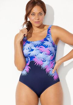 Lycra Xtra Life Tank One Piece Swimsuit ,