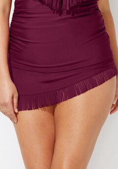 Fringe Sarong Skirt, POMPEII