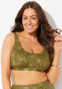 GabiFresh Primal Underwire Bikini Top,
