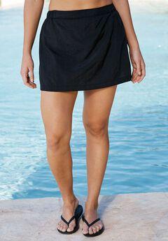 Taslon® Swim Skirt,