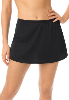 A-line swim skirt with Xtra Life® Lycra® by Aquabelle®,