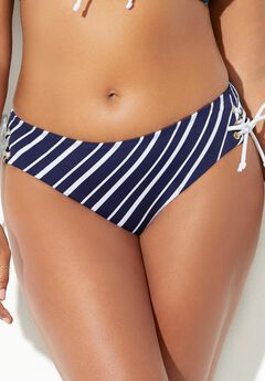 Mariner High Waist Bikini Bottom,