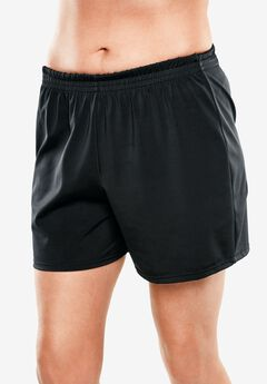 Boxer Swim Short, BLACK