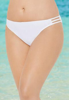 Triple String Bikini Bottom,